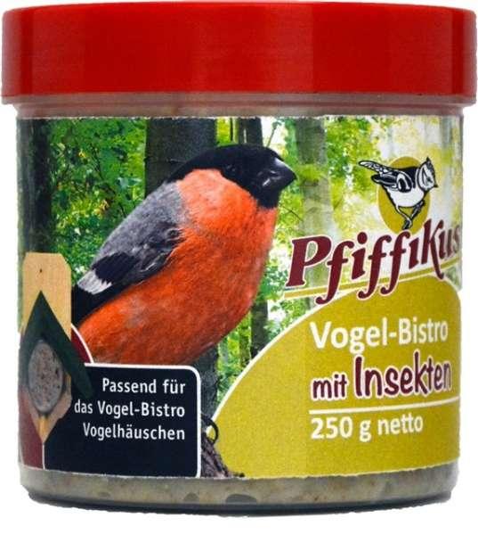 Pfiffikus Vogelbistro Insekten | Vogelfutter