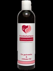 Hund & Herrchen Hundeshampoo Fuchsteufelswild, 300 ml