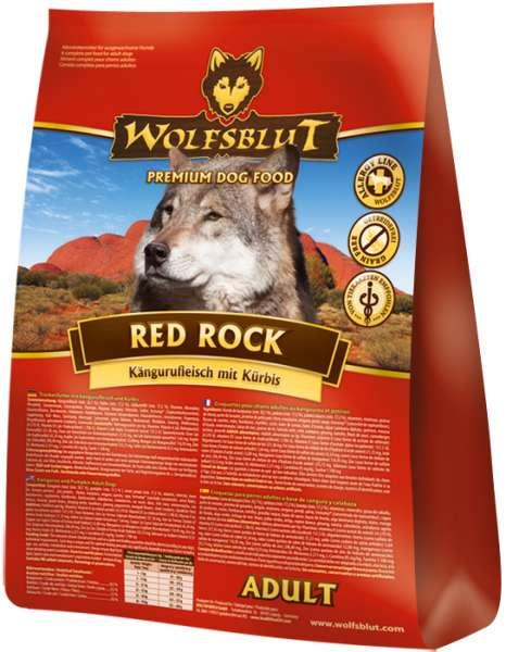 Wolfsblut Red-Rock | mit Känguru & Kürbis | getreidefreies Hundefutter