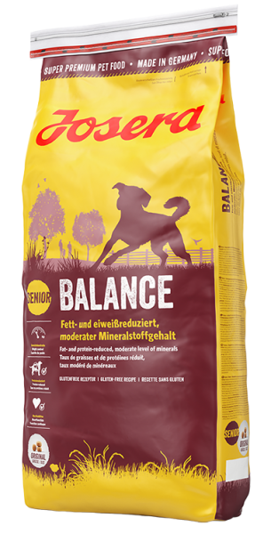 Josera Balance | Senior Hundefutter
