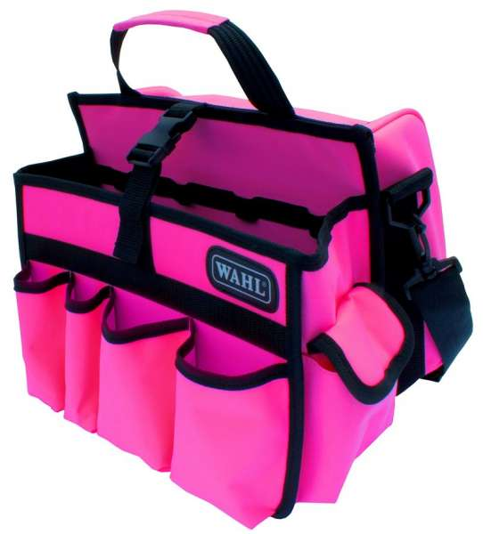 Wahl Hot Pink Tool Bag