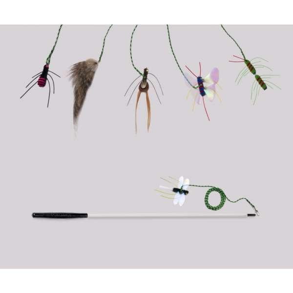 Nekoflies Federwedel, Komplett-Set
