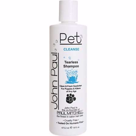 John-Paul-Pet Tearless Puppy- & Kitten-Shampoo