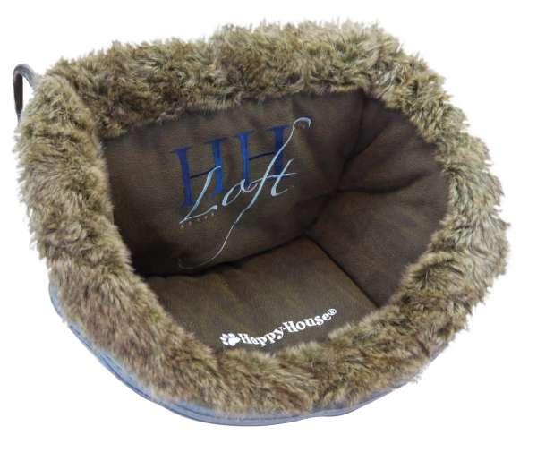 Happy-House Radiator Basket   Heizungsliege Chic Loft   30x48x30cm