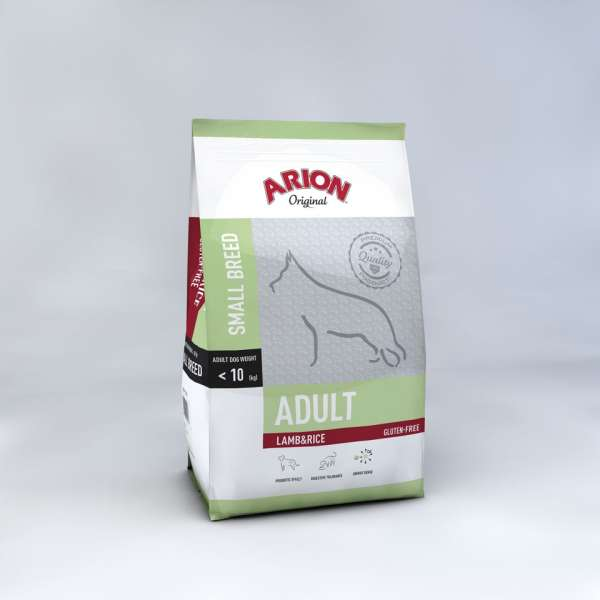 Arion Adult Dog | Small-Breed | Lamm & Reis | Hundefutter