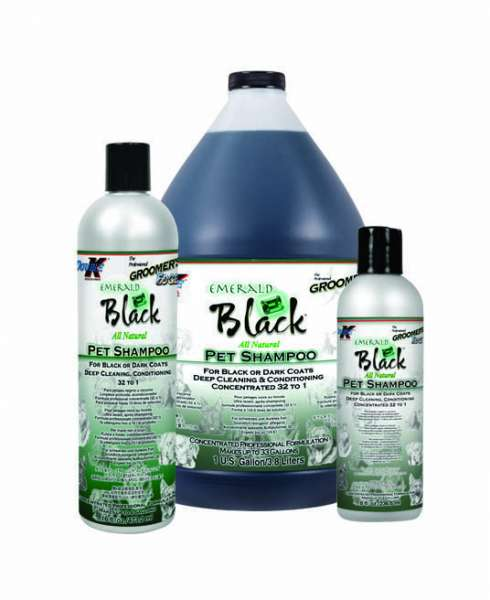 Double-K Emerald Black Shampoo