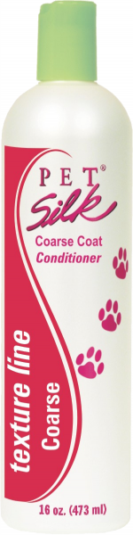 PET-Silk Coarse Coat Shampoo
