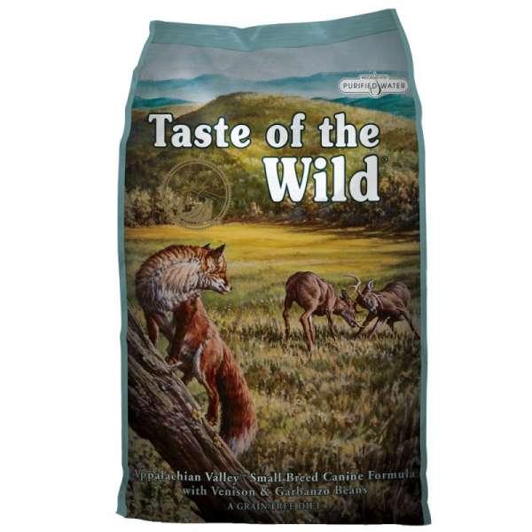 Taste of the Wild Appalachian Valley | Small-Breed | mit Wild, Lamm & Erbsen | 6 kg