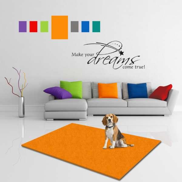 Pet Isofloor SX | einfarbiger Hundeteppich