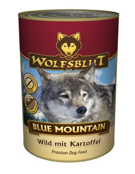 Wolfsblut Blue Mountain | mit Wildfleisch & Kartoffeln