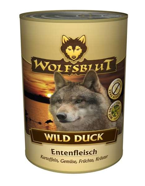 Wolfsblut Wild Duck   mit Ente & Kartoffeln