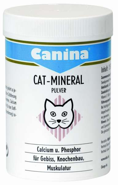 Canina Cat Mineral-Pulver