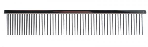 Groom Professional Black Steel Kamm