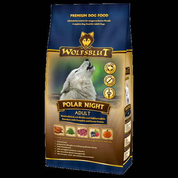 Wolfsblut Polar-Night | mit Rentier & Kürbis