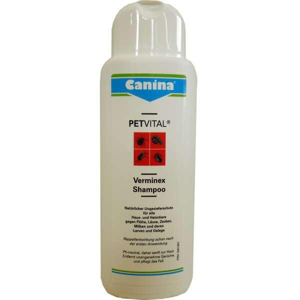Petvital Verminex-Shampoo, 250ml