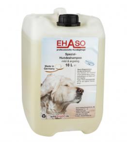 Ehaso mildes Hundeshampoo | Basis-Pflegeshampoo