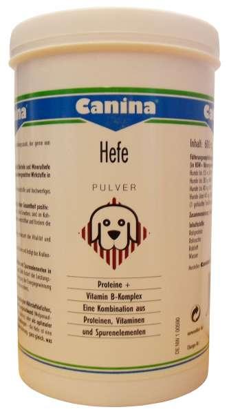 Canina Hefepulver
