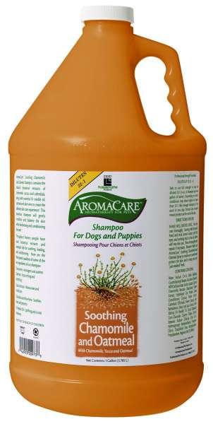 Aromacare Chamomile & Oatmeal Shampoo, 3.8l