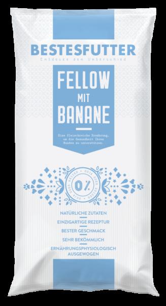 Bestesfutter Fellow Banane | mit Geflügel & Ente | gluten- & getreidefreies Hundefutter