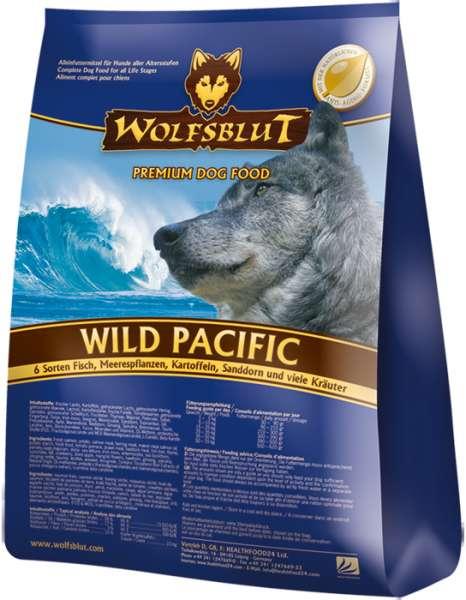 Wolfsblut Wild-Pacific, mit Seefisch & Kartoffeln, getreidefrei