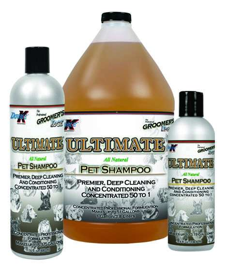 Double-K Ultimate Shampoo