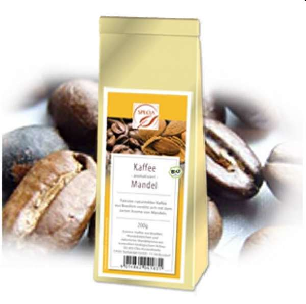 Specia Bio Kaffee | aromatisiert | Mandel | kbA | 200g