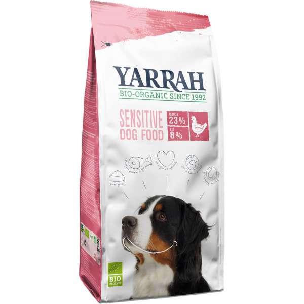 Yarrah Dog Sensitive | mit Huhn & Reis
