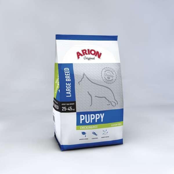 Arion Puppy Original   large   Hundefutter