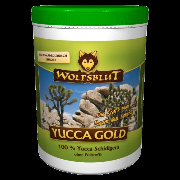 Wolfsblut Yucca-Gold | 450g