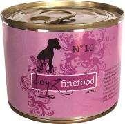 dogz-finefood No 10 Lamm