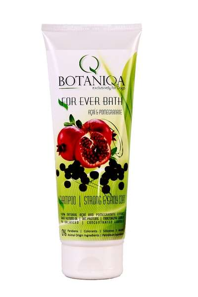 Botaniqa For Ever Bath, Açaí & Pomegranate Hundeshampoo