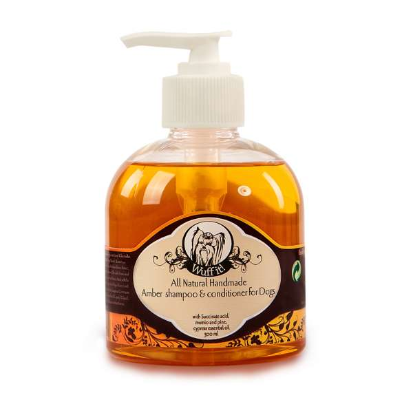 Wuff-it Bernstein Hundeshampoo & Hundeconditioner