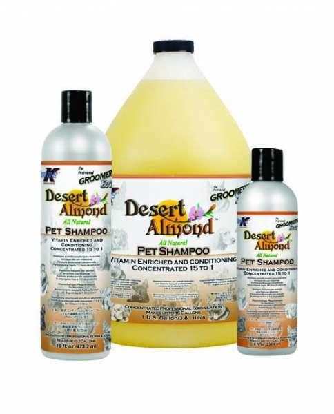 Double-K Desert-Almond Shampoo