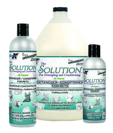 Double-K Solution Conditioner