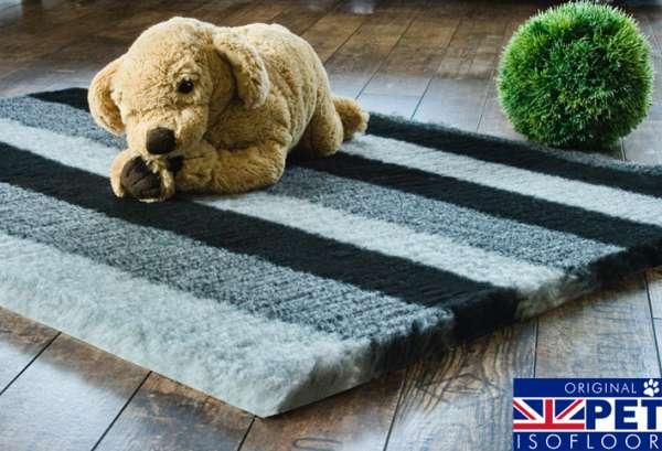 Pet Isofloor SX Streifen | Hundeteppich