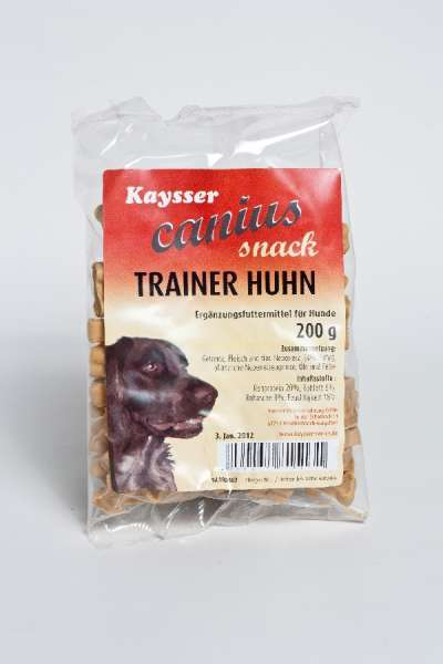 Canius Trainer, Huhn, 200g