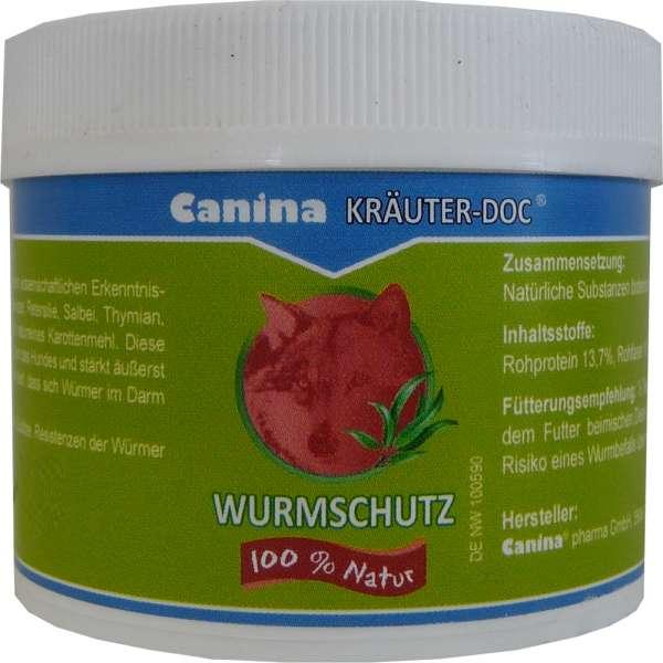 Canina Kräuterdoc Wurmschutz, 25g