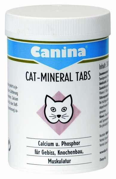 Canina Cat Mineral-Tabletten