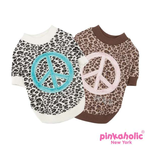 Pinkaholic ® Woodstock Hundejacke | Hundemantel