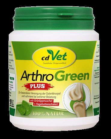 cdVet Arthro-Green plus