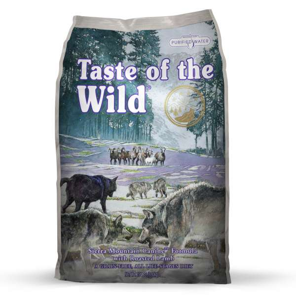 Taste of the Wild Sierra Mountains | mit Ente