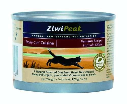 Ziwi-Peak Daily-Cat, mit Wild (Vension)