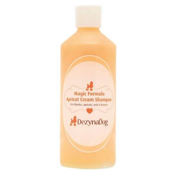 DezynaDog Apricot Cream Shampoo | Magic Formula