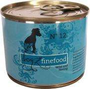 dogz-finefood No 12 Wild & Hering