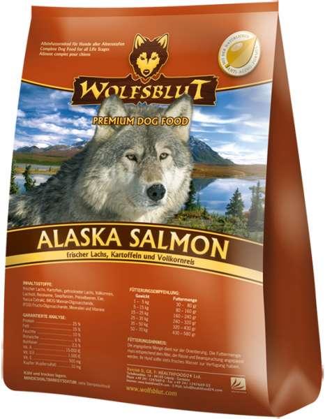 Wolfsblut Alaska Salmon, mit Lachs & Reis