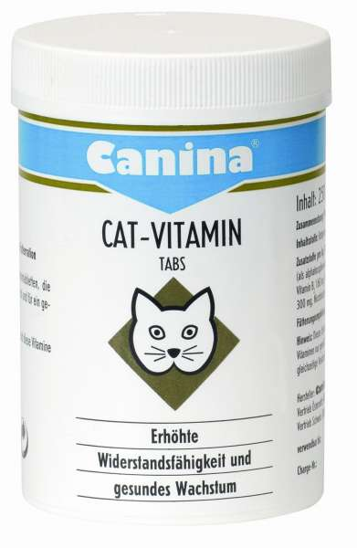 Canina Cat Vitamin-Tabs